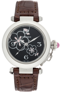 Stainless Steel Pasha C Automatic Limited Edition