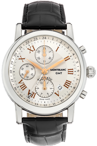 Star GMT Chronograph Stainless Steel Automatic