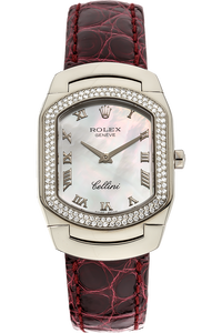 Cellini Cellissima White Gold Quartz