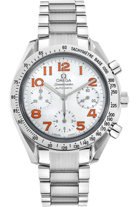Stainless Steel Speedmaster Reduced Automatic