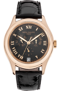 18K Rose Gold Annual Calendar Automatic Reference 5035