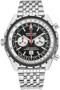Stainless Steel Chrono-Matic Automatic