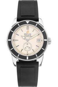 Stainless Steel Superocean Heritage 38 Automatic