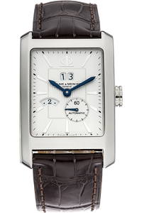 Hampton Classic Annual Calendar Stainless Steel Automatic