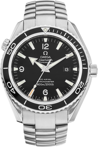 Stainless Steel Seamster Planet Ocean Big Size Automatic