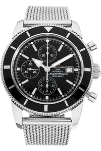 Stainless Steel Superocean Heritage Chronograph 46 Automatic Special Edition