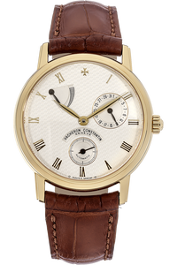 Patrimony Power Reserve Yellow Gold Automatic