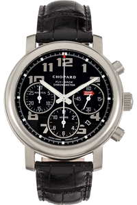 Mille Miglia Flyback Chronograh Jacky Ickx Limited Edition 2 Titanium Automatic