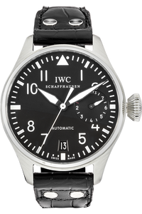 Stainless Steel Big Pilot's Automatic