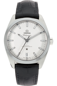 Constellation Globemaster Co-Axial Master Stainless Steel Automatic