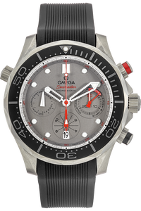 Titanium Seamaster Emirates Team New Zealand Automatic