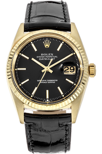 14K Yellow Gold Datejust Automatic Circa 1964