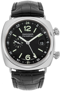 Stainless Steel Radiomir GMT Automatic