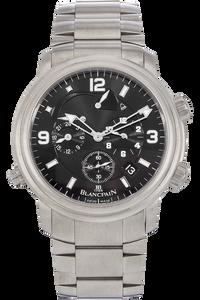 Leman Alarm GMT Titanium Automatic