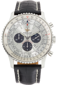 Stainless Steel Navitimer 50th Anniversary Automatic