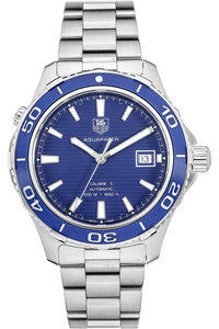 Stainless Steel Aquaracer Caliber 5 Automatic