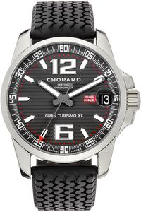 Stainless Steel Mille Miglia Gran Turismo XL Automatic