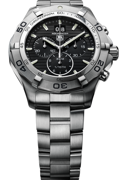 Aquaracer Grande Date Chronograph 43mm
