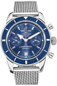 Stainless Steel Superocean Heritage Chronograph Automatic