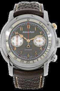 Jules Audemars Gstaad Classic Limited Edition Titanium
