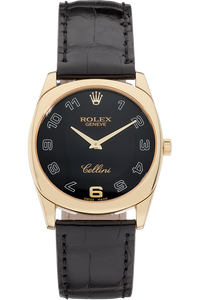 18K Yellow Gold Cellini Danaos Manual
