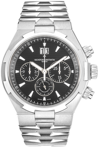 Stainless Steel Overseas Chronograph Automatic