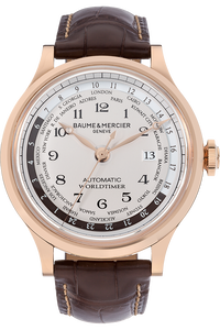 Capeland Worldtimer Rose Gold Automatic