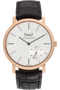 Altiplano Ultra Thin Rose Gold Automatic