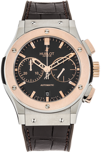 Classic Fusion Chronograph Rose Gold and Stainless Steel