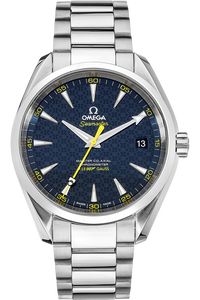 Stainless Steel Seamaster Aqua Terra Master Co-Axial Automatic