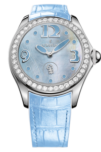 Corum Bubble Key Blue Diamonds L295/03050