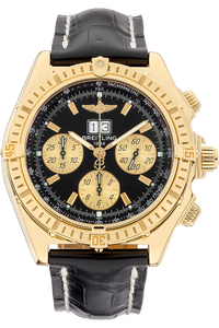 18K Yellow Gold Crosswind Special Automatic