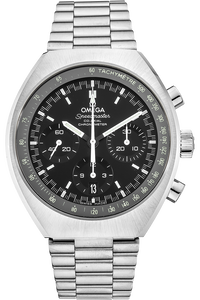 Stainless Steel Speedmaster Mark II Co-Axial Chronograph Automatic