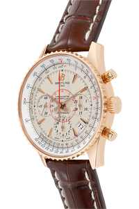 18K Rose Gold Montbrillant 01 Automatic Limited Edition