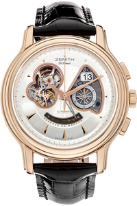 Chronomaster XXT Open Grande Date Rose Gold Automatic