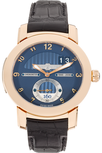 Anniversary 160 Limited Edition Rose Gold Automatic