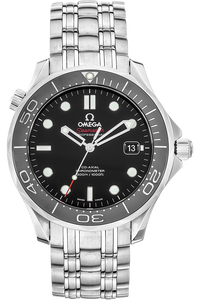 Stainless Steel Seamaster Diver Co-Axial Automatic