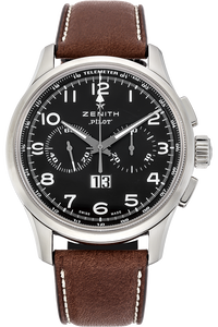 Pilot Big Date Special Stainless Steel Automatic