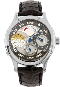 Stainless Steel L.U.C. Regulator Automatic Limited Edition