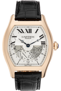 18K Rose Gold Tortue GMT Day Night XL Manual