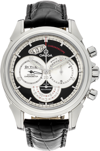 Stainless Steel DeVille Co-Axial Chronoscope Automatic