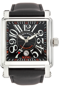 King Conquistador Cortez Stainless Steel Automatic