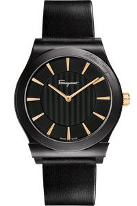 Ferragamo 1898 Slim Ceramic 41mm