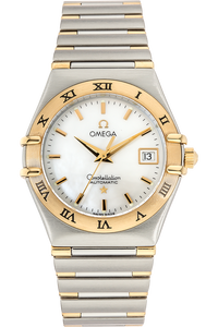 Constellation Yellow Gold and Stainless Steel Automatic