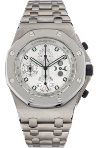 Titanium Royal Oak Offshore Perpetual Calendar Automatic