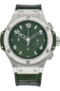 Stainless Steel Big Bang 41mm Chronograph Automatic