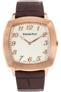 Tradition Ultra Thin Rose Gold Automatic