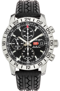 Mille Miglia GMT Chronograph Stainless Steel Automatic