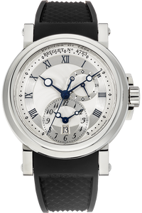 Stainless Steel Marine Dual Time Automatic