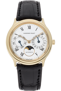 18K Yellow Gold Day-Date Moonphase Automatic